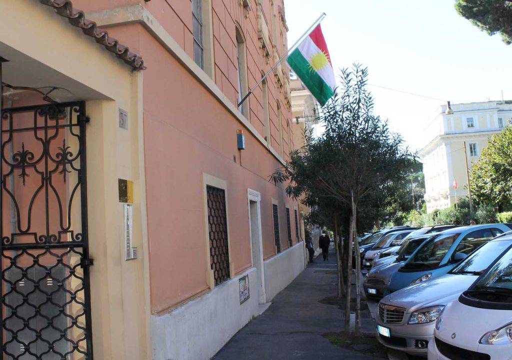 KRG OFFICE IN ITALY
